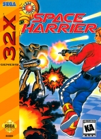 Obal-Space Harrier