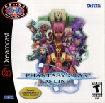Obal-Phantasy Star Online