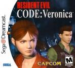 Obal-Resident Evil Code: Veronica