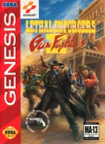 Obal-Lethal Enforcers II: Gunfighters