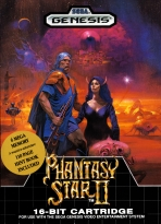 Obal-Phantasy Star II