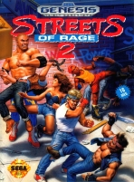 Obal-Streets of Rage 2