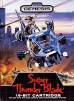 Obal-Super Thunder Blade