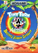 Obal-Tiny Toon Adventures: Buster´s Hidden Treasure