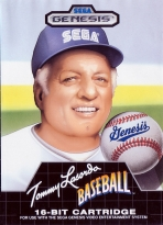 Obal-Tommy Lasorda Baseball