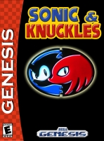 Obal-Sonic & Knuckles
