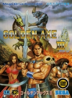 Obal-Golden Axe III
