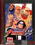 Obal-The King of Fighters ´94