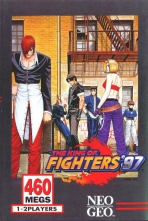 Obal-The King of Fighters ´97