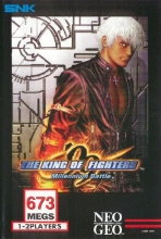 Obal-The King of Fighters ´99: Millennium Battle