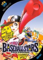 Obal-Baseball Stars Professional