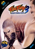 Obal-Fatal Fury 3: Road to the Final Victory