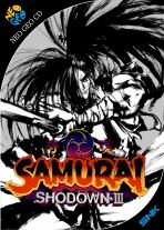 Obal-Samurai Shodown III