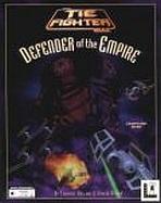 Obal-Star Wars: TIE Fighter: Defender of the Empire