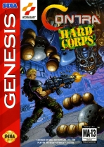 Obal-Contra: Hard Corps