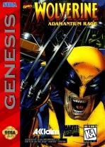 Obal-Wolverine: Adamantium Rage