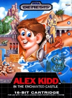 Obal-Alex Kidd in the Enchanted Castle
