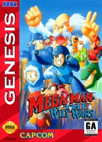 Obal-Mega Man: The Wily Wars