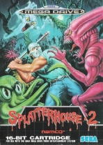 Obal-Splatterhouse 2