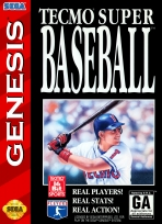 Obal-Tecmo Super Baseball
