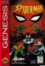 Obal-Spider-Man: The Animated Series