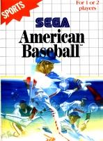 Obal-American Baseball
