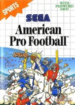 Obal-American Pro Football