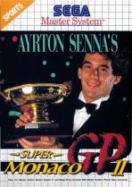 Obal-Ayrton Senna´s Super Monaco GP II