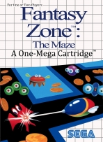 Obal-Fantasy Zone: The Maze