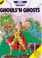 Obal-Ghouls´n Ghosts