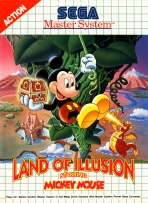 Obal-Land of Illusion Starring Mickey Mouse