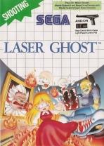 Obal-Laser Ghost