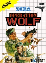Obal-Operation Wolf