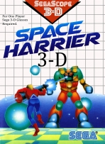 Obal-Space Harrier 3-D