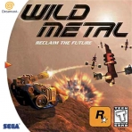 Obal-Wild Metal