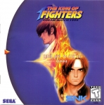 Obal-The King of Fighters: Dream Match 1999