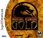 Obal-Mortal Kombat Gold