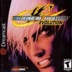 Obal-King of Fighters Evolution