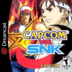 Obal-Capcom vs. SNK