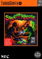 Obal-Splatterhouse