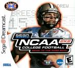 Obal-NCAA College Football 2K2
