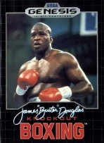 Obal-James ´Buster´ Douglas Knock Out Boxing