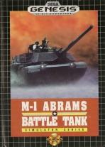 Obal-M-1 Abrams Battle Tank
