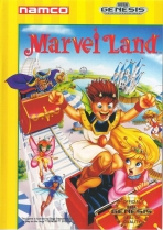 Obal-Marvel Land