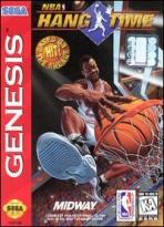Obal-NBA Hang Time