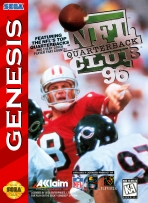 Obal-NFL Quarterback Club 96