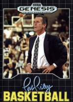 Obal-Pat Riley Basketball