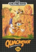 Obal-Quackshot: Starring Donald Duck