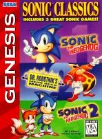 Obal-Sonic Classics