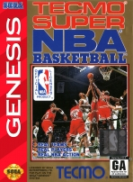 Obal-Tecmo Super NBA Basketball